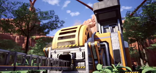 Satisfactory Update 3 Out Now