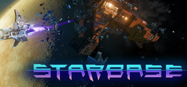 Starbase - Building in fully destructible space